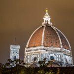 Fotos de paisajes Cúpula de Santa María en Florencia