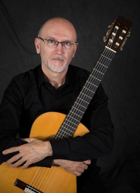 Book de fotos guitarrista Paco Oltra