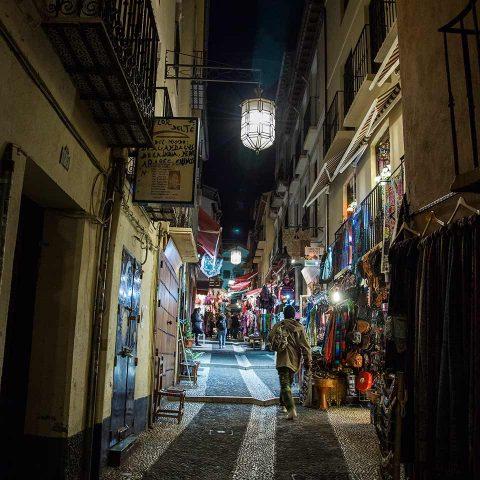 Fotografía de viajes: Granada barrio de Albayzin