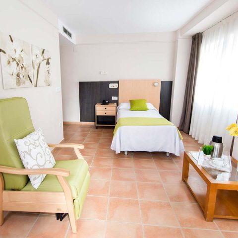 Foto de habitación individual