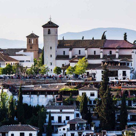 Fotos de paisaje: Mirador del San Nicolás desde la Alhambra