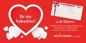 Cheque Regalo San Valentín